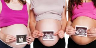 """Usa: """"bocciata"""" la moda delle foto ricordo in gravidanza"""