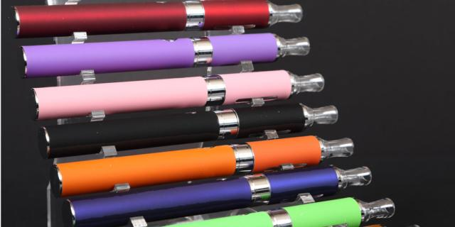 Sigaretta elettronica: il 6% dei bambini fa uso di e-cig