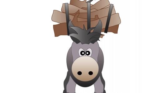 Il cavallo e l'asino – Esopo
