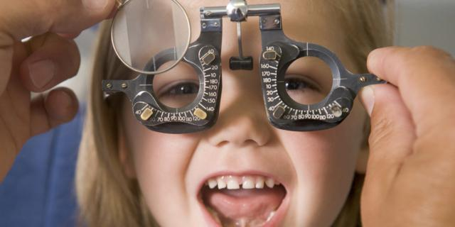 Bambini: quando iniziare i controlli della vista?