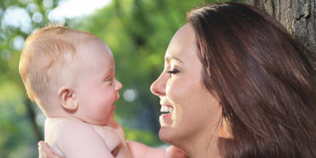 Per farsi capire meglio dal bebè niente paroline