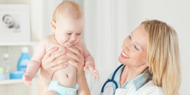Bambini: la mortalità infantile è molto più elevata al sud