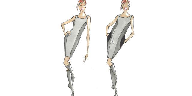 Come realizzare un vestito premaman fai da te