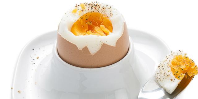 Riabilitati gli alimenti ad alto contenuto di colesterolo