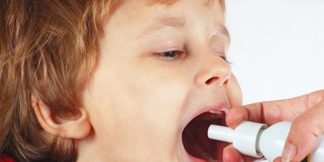 Asma di bambini e ragazzi: attenzione all'aria di casa