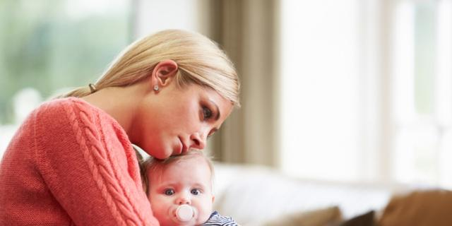 La depressione post parto spesso inizia già in gravidanza