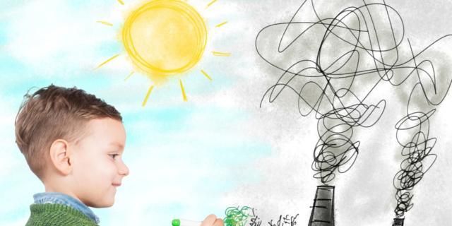 Inquinamento: danneggia il cervello dei bambini?
