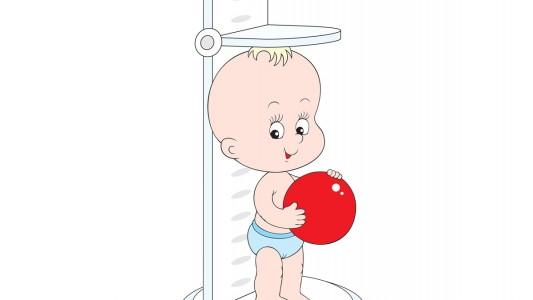 Altezza bambini: si decide tutto nel primo anno di vita