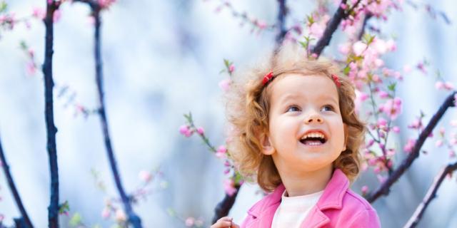 Febbre bambini: così la previeni in primavera