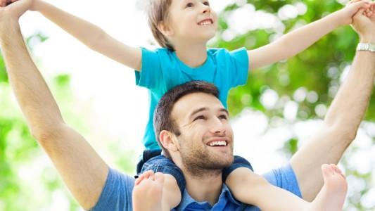 I consigli per essere un bravo papà