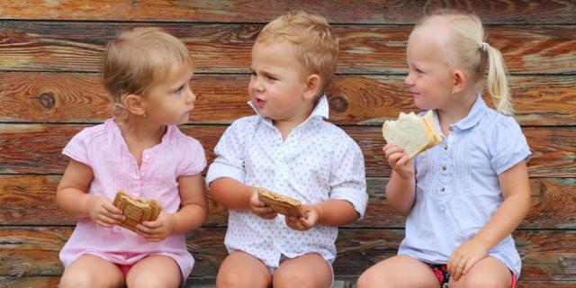 No all'obesità infantile se conosci le calorie!