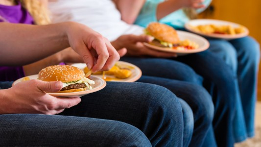 Il junk food è come una droga: crea dipendenza!