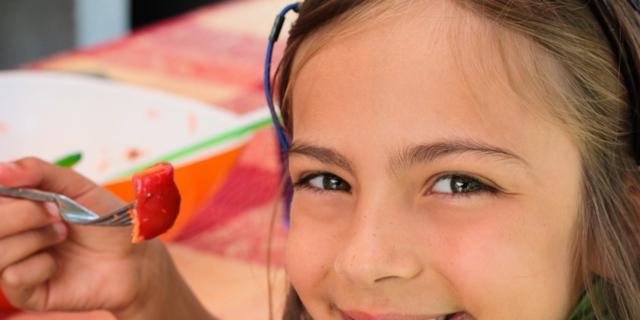 Mensa scolastica: così si mangia più frutta e verdura