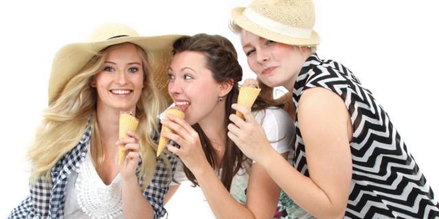 Dimagrire con il gelato si può