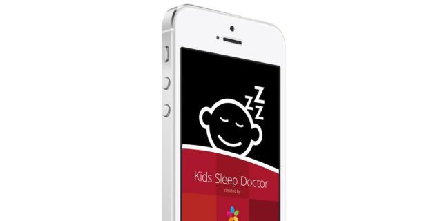 L'app che aiuta a risolvere i disturbi del sonno dei bambini