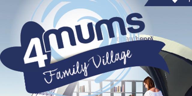 4Mums Village arriva nelle spiagge italiane