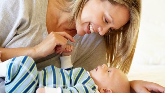 Le mamme preferiscono il baby talk, i papà no