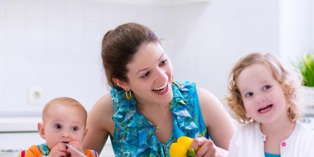 Cibo e bambini: le regole di igiene e sicurezza