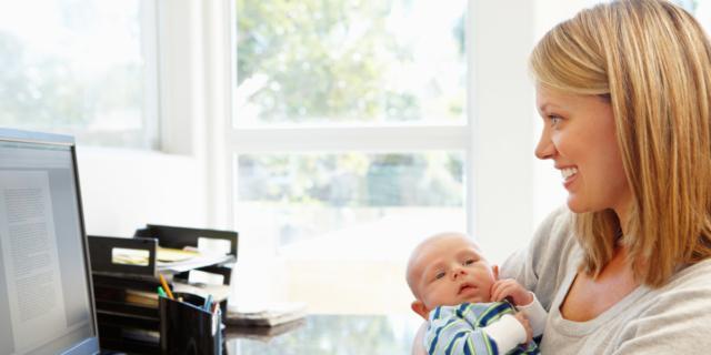 Sono in aumento le mamme che si dimettono