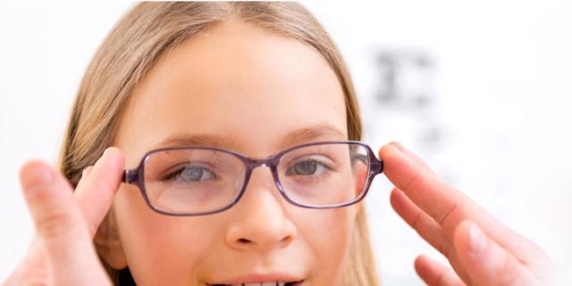 Miopia: colpito il 23% dei ragazzini