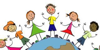 La nuova piramide alimentare per i bambini è anche etnica