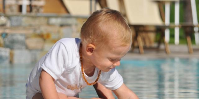 Colpo di calore: le regole per proteggere i bambini