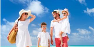 Vacanze con i bambini e senza stress