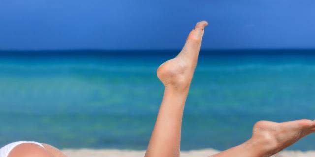 Agosto: bellezza delle gambe a rischio