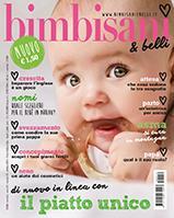 In edicola dal 10 Settembre il nuovo numero di Bimbisani & belli di Ottobre