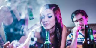 Alcol e fumo: ecco chi rischia di più