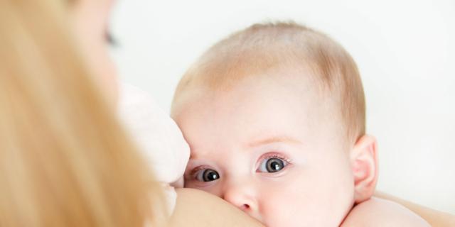 Latte materno: per il bebè di meglio non c'è