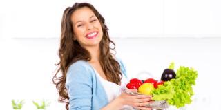 Dieta in gravidanza: se corretta, protegge il cuore del bebè