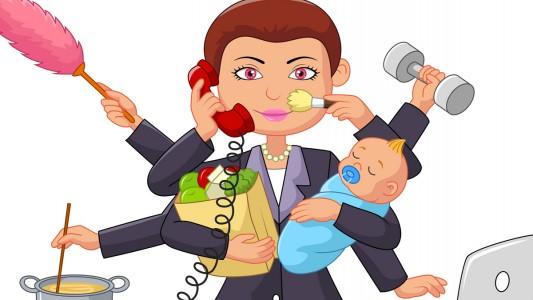 Stress da rientro per due donne su tre