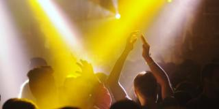 Rave party come ectasy: provoca alterazioni neurologiche