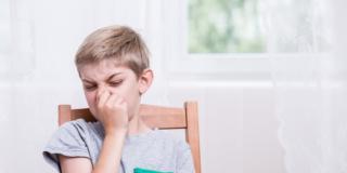 Più a rischio di ansia e depressione i bambini schizzinosi a tavola