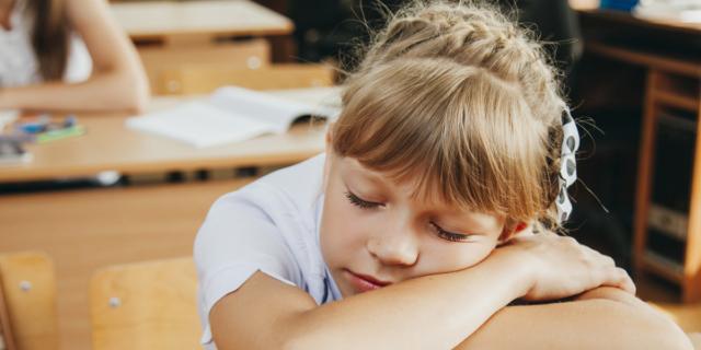 Scuola: lezioni troppo presto al mattino