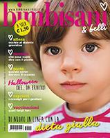 In edicola dal 10 Ottobre il nuovo numero di Bimbisani & belli di Novembre