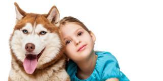 Bambini e cani: amici per la pelle!