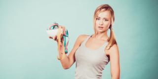 Inganna lo stomaco: per perdere peso usa i piatti mini