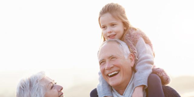 Oggi è la festa dei nonni 2015