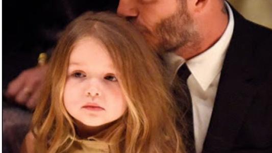 Harper Seven Beckham, le stella della famiglia più glamour del mondo