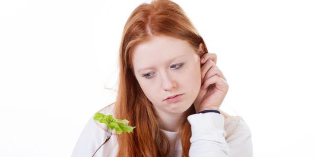Alimentazione e adolescenti: già a dieta a 13 anni