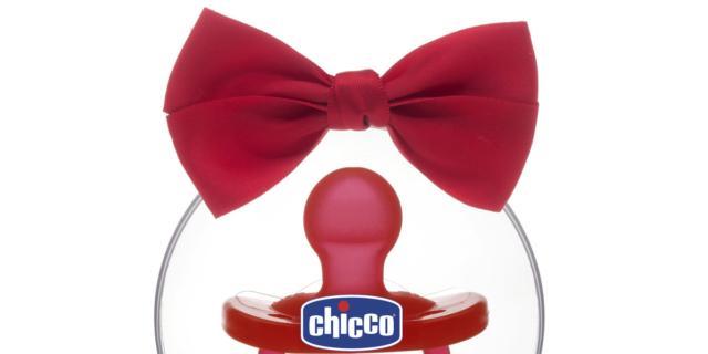 Gommotto Physio Rosso in silicone – Chicco