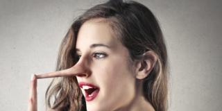 Le donne dicono più bugie degli uomini