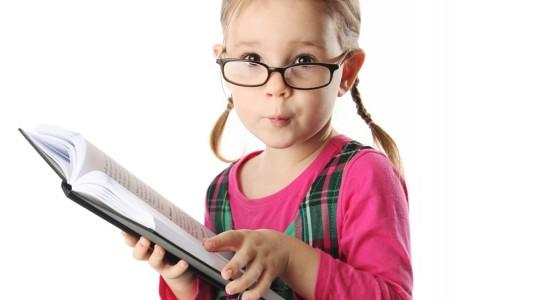 Primogeniti: miopi perché più studiosi