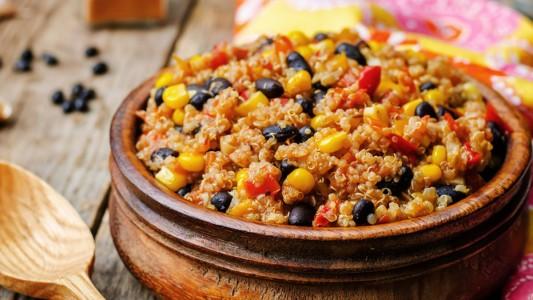 Quinoa a tavola, solo benefici