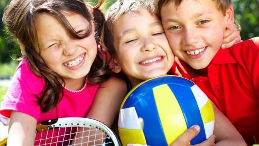 Malattie croniche nei bambini: lo sport fa bene