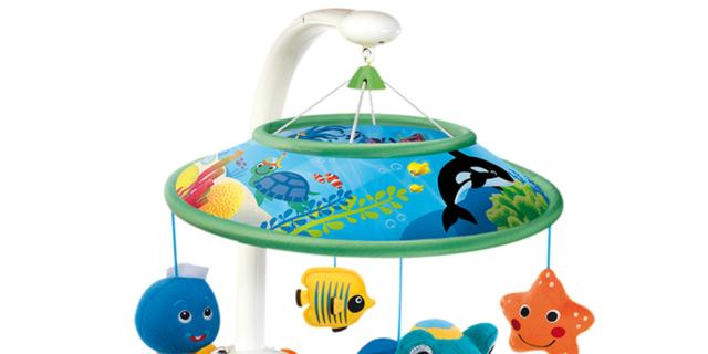 Giostrina Sweet Sea – Bright Starts BabyLove2000