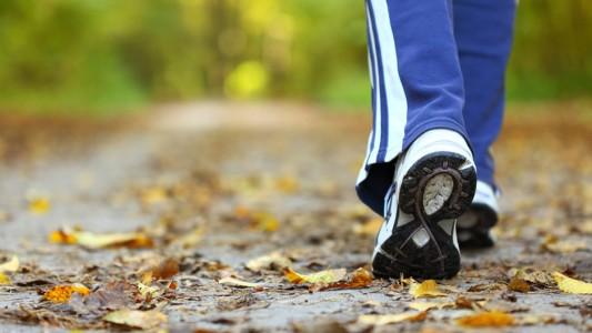 Camminare? Meglio dello sport per tenersi in forma