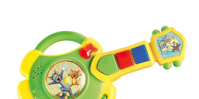 Chitarrina Tom & Jerry Bebi Sogni – Grandi Giochi
